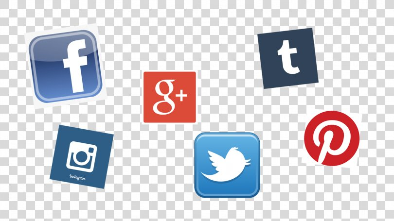 Social Media Icons, Social Media Vectors PNG, Free Download