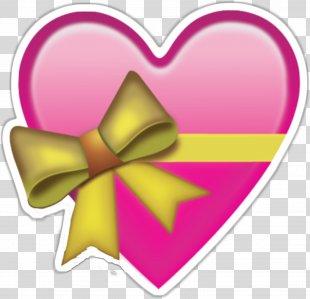 Emoji Heart Emoticon Clip Art - Emoji PNG