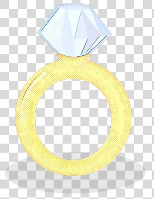 Yellow Ring Engagement Ring Fashion Accessory - Fashion Accessory Engagement Ring PNG