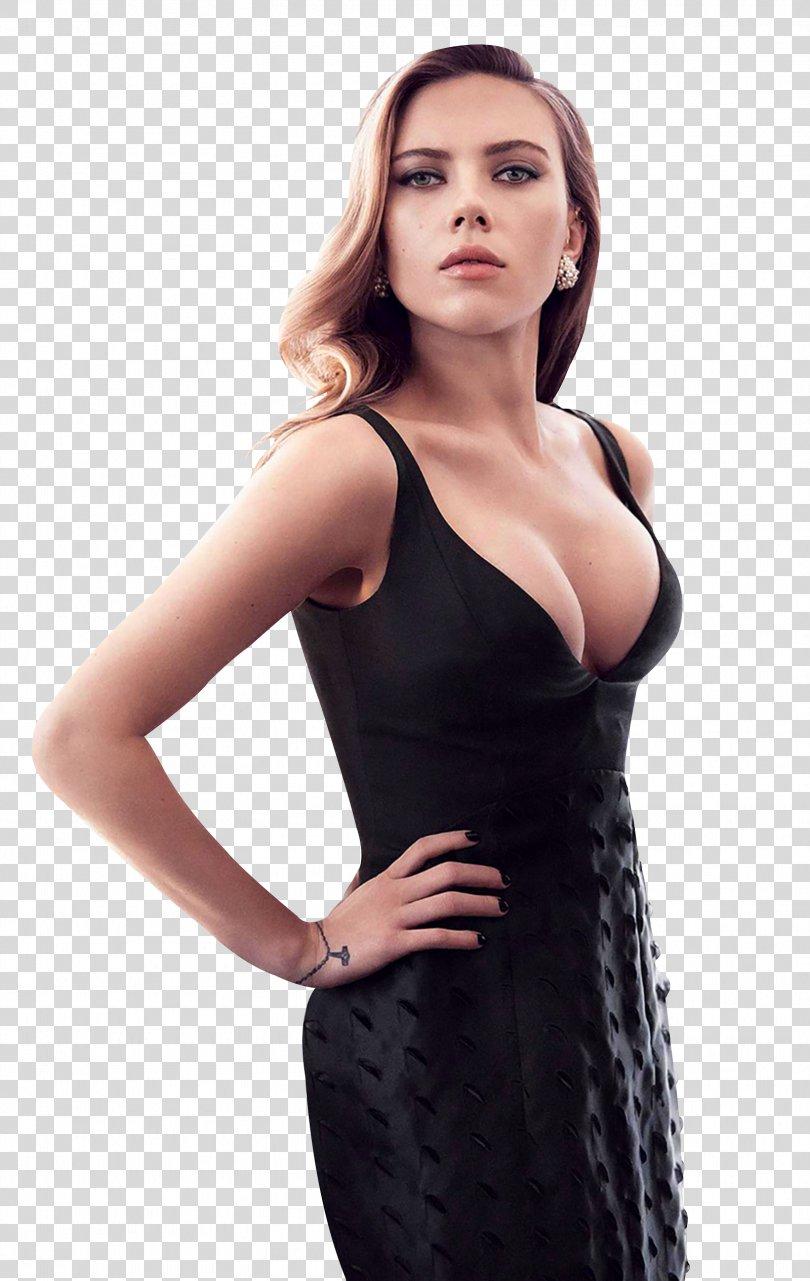 Scarlett Johansson Transparent Background PNG