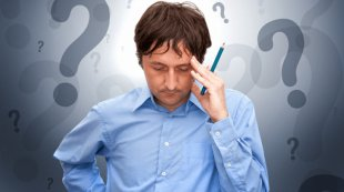 Problem Solving Creativity Person Idea Thought - Thinking Man PNG