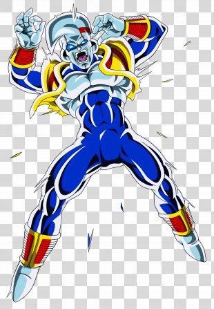 Baby Bio Broly Goku Vegeta Majin Buu - Baby PNG