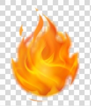 Fire Flame Clip Art - Flaming Fire Clipart Picture PNG