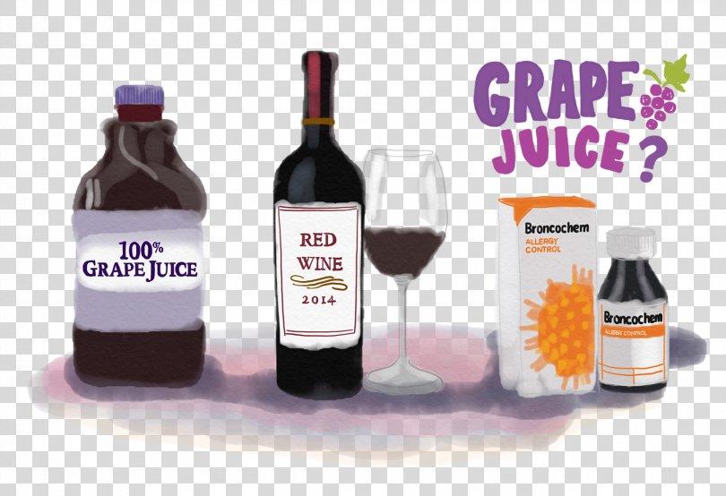 Liqueur Glass Bottle Wine Flavor, Good Taste PNG, Free Download