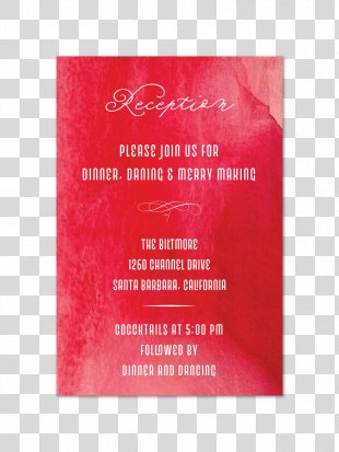 Wedding Invitation Paper RSVP Convite - Wedding Invitation Paper PNG