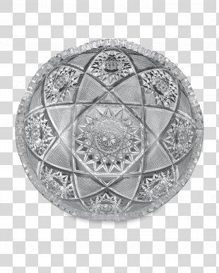 Silver Circle - Silver PNG