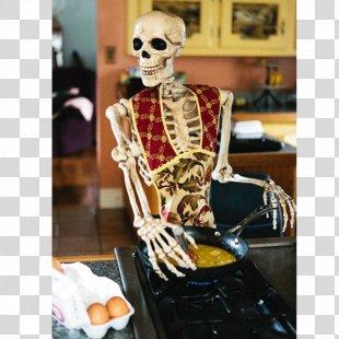 Skeleton Skull Dish Bone Cooking - Skeleton PNG