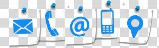 Information Résumé Distrigol Email Template - Contact Icon PNG