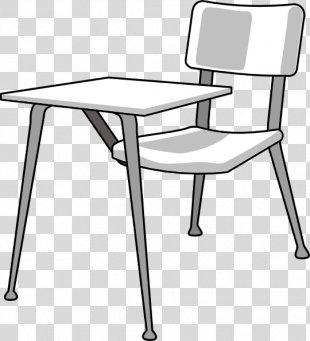 Desk School Drawing Clip Art - Desk Cliparts PNG