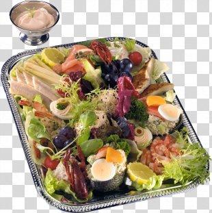 Hors D'oeuvre Vegetarian Cuisine Greek Cuisine Asian Cuisine Salad - Spicy Chicken PNG