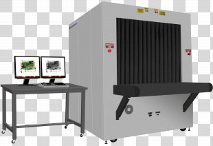MKDS Training X-ray System Baggage Cargo - X Ray Unit PNG