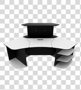 Office & Desk Chairs Video Game Table Standing Desk - Desk PNG