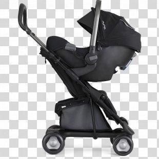 Baby Transport Nuna La Poussette-canne Pepp Luxx Poussette, Noir Infant Baby & Toddler Car Seats Child - Baby Stroller PNG