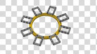 Car Clutch Gear Differential Lego Technic - Exam PNG