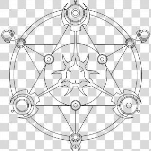 Magic Circle Clip Art - Magic Circle PNG