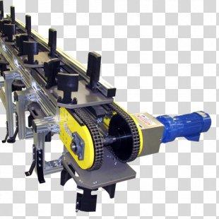 Chain Conveyor Conveyor System Machine Lineshaft Roller Conveyor - Chain PNG