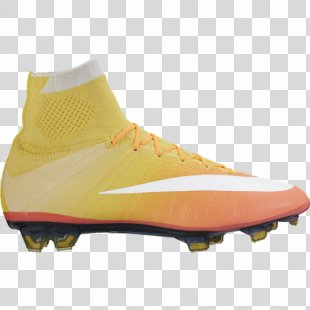 Football Boot Nike Mercurial Vapor Cleat Shoe - Football Field Lawn PNG