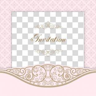 Wedding Invitation Marriage - Wedding Invitation Design PNG