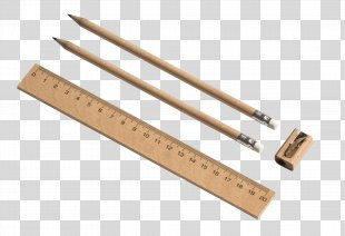 Pencil Stationery Ruler Computer File - Pencil Ruler PNG