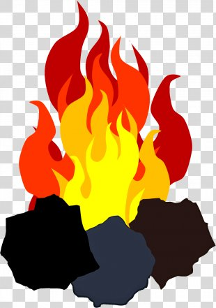 Red Fire Flame Clip Art Graphic Design - Flame Fire PNG