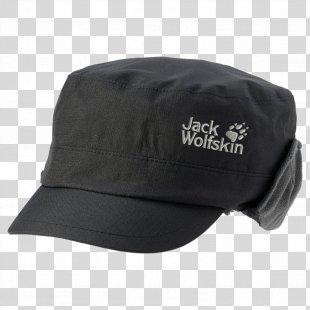 Cap Hat Clothing Headgear Jack Wolfskin - Cap PNG