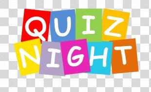 Pub Quiz Ticket Bar Prize - Quiz PNG