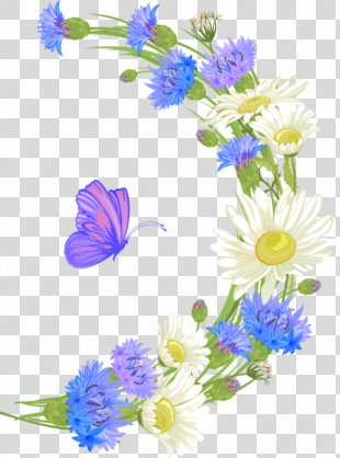 Wreath Borders And Frames Flower Clip Art - Flower PNG