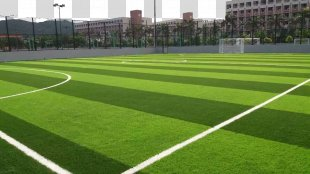 Football Pitch Artificial Turf Athletics Field Soccer-specific Stadium - Football Field Lawn Can Be Applied To Soccer Field PNG
