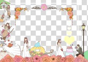Wedding Invitation Marriage - Wedding Invitation Template PNG