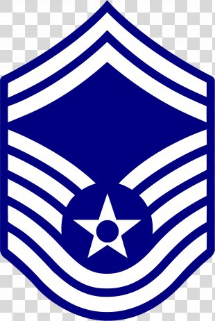 Chief Master Sergeant Of The Air Force Senior Master Sergeant - Stripes PNG