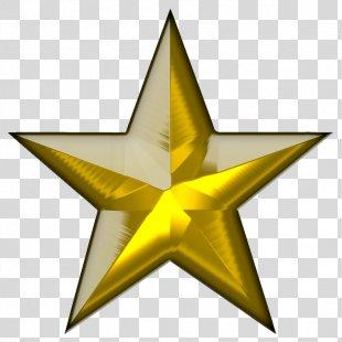 Christmas Stars Star Of Bethlehem Clip Art - Floating Stars PNG