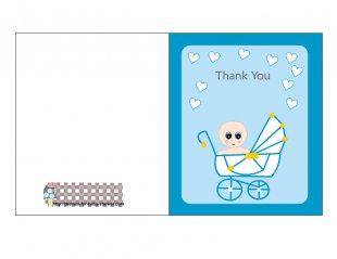 Wedding Invitation Baby Shower Infant Greeting & Note Cards - Free Baby Shower Borders PNG