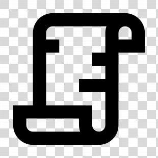 Scroll Font - Scroll PNG