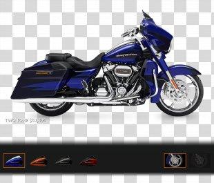 Motorcycle Fairing Motorcycle Accessories Harley-Davidson CVO Harley-Davidson Street Glide - Motorcycle PNG