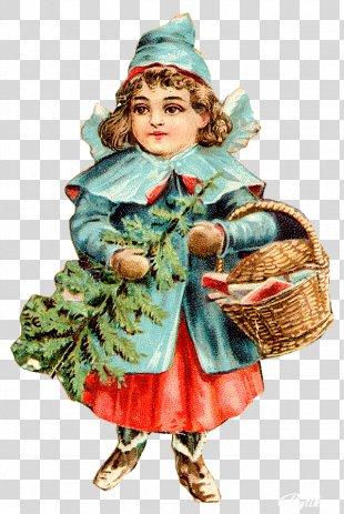 Vintage Blog Costume Design Christmas Tree - Vintage PNG