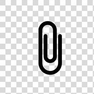 Paper Clip Symbol - Paper Clip PNG