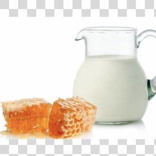 Milk And Honey Custard Coconut Milk - Milk PNG