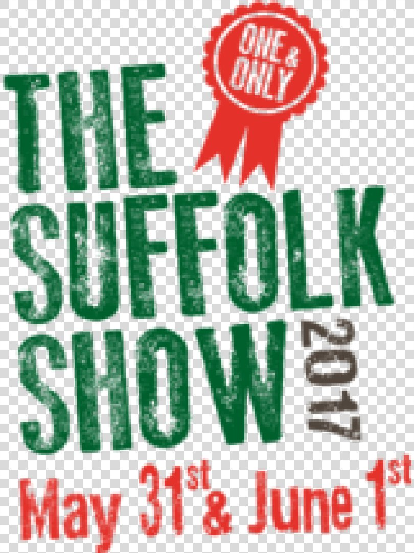 Suffolk Show Logo Brand Font, Clay PNG
