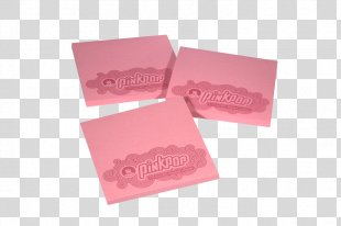 Paper Post-it Note Sticker Textile Printing - 3M Post It Note Pads Pink PNG