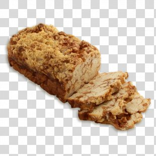 Bread Pudding Apple Pie Streusel Pumpkin Bread - Bread PNG