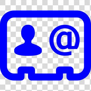 Icon Design Download Clip Art - Business Contact PNG
