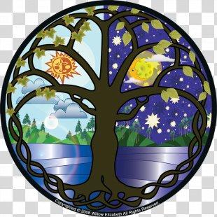 Tree Of Life Design Illustration Logo Adobe Illustrator - Tree Of Life Arvore Da PNG