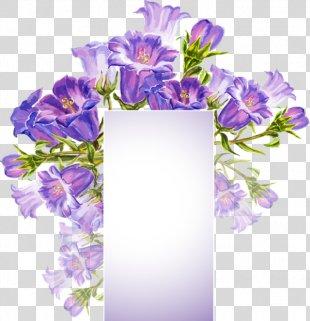 Floral Design Borders And Frames Flower Clip Art - Flower PNG