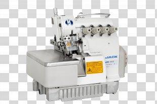 Overlock Sewing Machines JACK SEWING MACHINE Buttonhole - Sewing Machine PNG