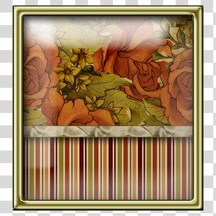 Floral Design Still Life Picture Frames - Design PNG