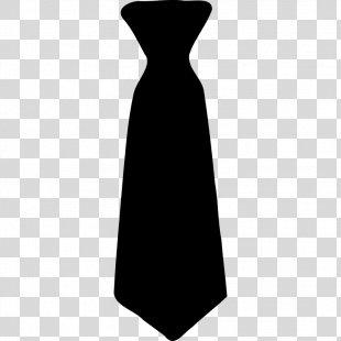 Necktie Bow Tie Black Tie Clip Art - Tie PNG