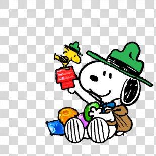 Snoopy Woodstock Peanuts Beagle スヌーピー ドロップス - Snoopy Woodstock PNG