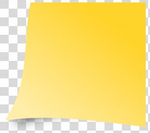 Paper Post-it Note Sticker - Sticky Note PNG