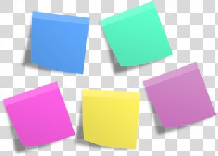 Post-it Note Paper Adhesive Tape Notes Post-it Post-it Cubo 636B - Post It Note Clip Art PNG