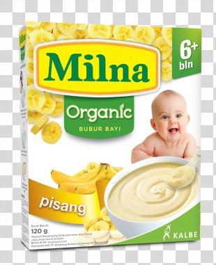 Breakfast Cereal Congee Baby Food Porridge Milk - Kacang Hijau PNG